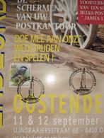 Hoofdpostkantoor Oostende 1 - Cartas Commemorativas