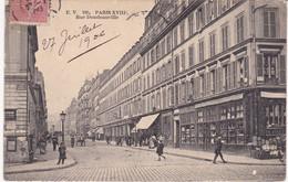 Paris XVIIIe - Rue Doudeauville - Distrito: 18