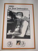 Paul Delvaux Jaar - Cartas Commemorativas