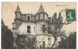 Jonzac : Château Fay (nom D'éditeur Illisible, N°26) - Jonzac