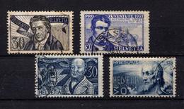 Schweiz, Pro Juventute  Kl. Lot - Used Stamps