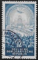 Michel 424 - 1954  - Viermächtekonferenz - Used Stamps