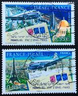TIMBRES   DE    FRANCE   N° 4299/4300       OBLITÉRÉS  ( LOT:6406) - Usados