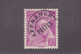TIMBRE FRANCE PREOBLITERE N° 78 NEUF ** - 1893-1947