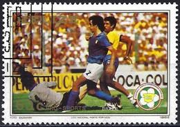 Belize 1982 - Mi 691 - YT 627 ( World Football Cup : Italy - Brazil ) - 1982 – Espagne