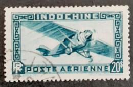 INDOCHINE    Poste Aérienne   N° Y&T  PA46  (o) - Airmail
