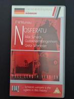 Nosferatu, Regie: F.W. Murnau, Full Length Version, 1922, Kassette Ist Original Verschweißt - Horror