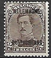 Occupation Belge En Allemagne   -   1919 .  Y&T N° 2 * - Occupation 1914-18