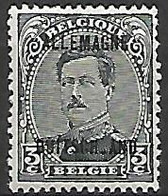 Occupation Belge En Allemagne   -   1919 .  Y&T N° 3 * - Occupation 1914-18