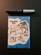 Sturmflut 1976, Verlag Hansen & Hansen, 32 Seiten - Sin Clasificación