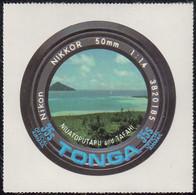 Tonga 1979 MH Sc #CO170 35s Niuatoputapu And Tafahi Islands Through Camera Lens - Tonga (1970-...)