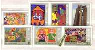 1980 Children's Drawings - AssemblyBanner Of Peace7v.- MNH  Bulgaria/ Bulgarie - Sin Clasificación