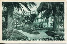 CPA -  CANNES - JARDINS DE L'HOTEL DU PAVILLON - Cannes