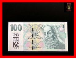 CZECH REPUBLIC 100 Korun  2019  P. NEW  *commemorative*   **rare**   UNC - Czech Republic