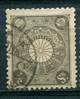 Japon 1899-1902 - YT 94 (o) - Oblitérés