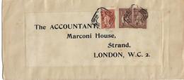 Portugal Cover Lisboa To Marconi London Cliché LVI - Covers & Documents