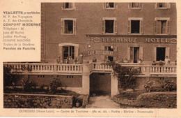 Centre De Tourisme Vialette Dunieres - Otros Municipios