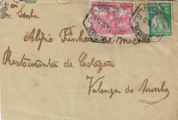 Portugal Cover Porto To Valença Do Minho - Covers & Documents