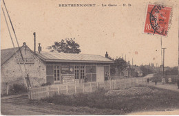 Berthenicourt La Gare - Sin Clasificación