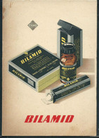 §  BILAMID CHEMIO - E BIOTERAPICO CONTRO LE MALATTIE EPATO- BILI - ENTERICHE * § - Werbepostkarten