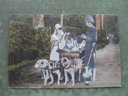 CPA LAITIÉRE FLAMANDE 1910 - Unclassified