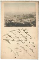 JAPON 1900 ENTERO POSTAL ILUSTRADO KOBE A PRAGA - Lettres & Documents
