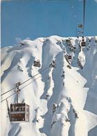 73. LA PLAGNE . LA GRANDE ROCHETTE. TELEFERIQUE. ANNEE 1974 + TEXTE - Other Municipalities