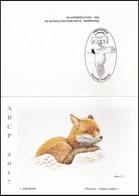 Carte De Voeux 2017 - Renard / Vos / Fuchs / Fox / Vulpes Vulpes - BUZIN - 1985-.. Pájaros (Buzin)