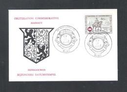 BELOEIL - 50 E ANNIVERSAIRE LIONS INTERNATIONAL 14 - 1 - 1967  - OMSLAG (D 010) - Cartas Commemorativas