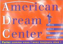 """Carte Postale édition """"Promocartes"""" - American Dream Center (votre école Des Langues) - Werbepostkarten"""