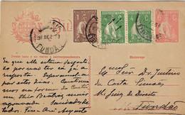 Portugal Stationery To Fundão Cliché - Sin Clasificación