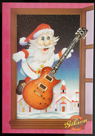 Gibson Guitar Carte Postale - Werbepostkarten