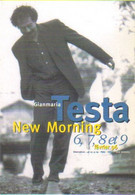 "Carte Postale édition ""Promocartes"" - Gianmaria Testa - Nesw Morning - Werbepostkarten"