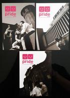 Torino 2006 Gay Pride Lot De 3 Carte Postale - Werbepostkarten