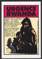 CPM Rwanda Jihel Tirage Limité Signé Anticléricale - Rwanda