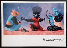 Il Laboratorio Carte Postale - Werbepostkarten