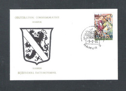 NAMUR - 5 - 2 - 68  - OMSLAG (D 033) - Cartas Commemorativas