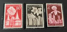 1955 -  Gentse Floralien   - Postfris/Mint - Nuevos