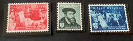 1955 -  Tentoonstelling Keizer Karel En Zijn Tijd Te Gent   - Postfris/Mint - Nuevos