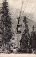 CHAMONIX-MONT-BLANC - Téléférique De L'Aiguille Du Midi - Chamonix-Mont-Blanc
