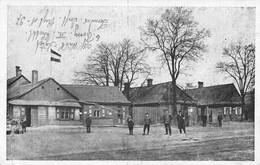 BREST-LITOWSK-LITOVSK-Brzesc-Litewski-Belarus-Biélorussie-Strasse-Im Felde-Feldpost-Krieg-Guerre-14/18 - Bielorussia