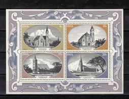 AFRIQUE Du Sud Ouest  Timbres Neufs ** De 1977 - 1978 ( Ref 2111 )  Eglises - Edifices Historiques - Voir 2 Scans - Südwestafrika (1923-1990)