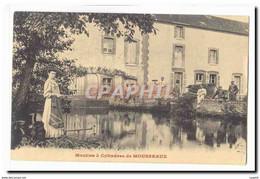 CPA Moulins A Cylindres De Mousseaux - Unclassified