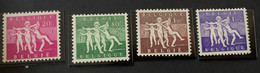 1955 -  Antiteringzegels   - Postfris/Mint - Nuevos