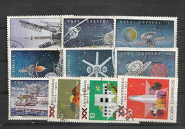 Kuba - Lot Mit Versch. Ausgaben Gestempelt (1/316-30) - Lots & Kiloware (mixtures) - Max. 999 Stamps