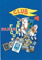Figurine Panini Club Viaggiata 1971 Per Palermo - Werbepostkarten