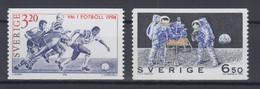 Sweden 1994 - Michel 1834-1835 MNH ** - Ungebraucht