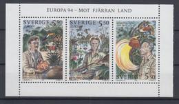 Sweden 1994 - Michel 1840-1842 MNH ** - Ungebraucht