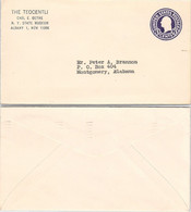 USA - STATIONERY 3c US POSTAGE    / 2 - Sin Clasificación