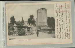 Salut  De Constantinople  Porte Des Sept Tours ( Fevrier 2021 151) - Turkey